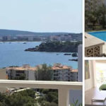 Studio – apartments with sea views for rent in Portals – Costa D'en Blanes