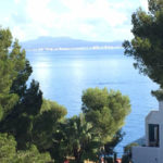 Sea views one bedroom apartment for rent in Illetes Palma de Mallorca