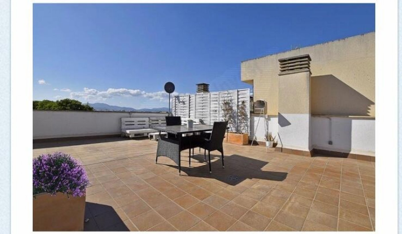 For sale 3 beds apartment in Palma de Mallorca – Molinar – Ciudad Jardin area