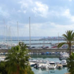 For rent first line sea views apartment in Palma de Mallorca – Paseo Maritimo