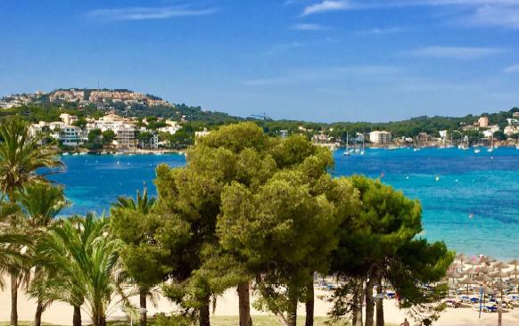 1 bedroom apartment for rent in Santa Ponsa Mallorca