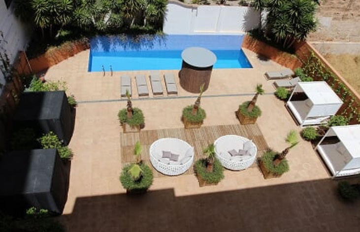 Modern apartment for rent close to Paseo Maritimo Palma
