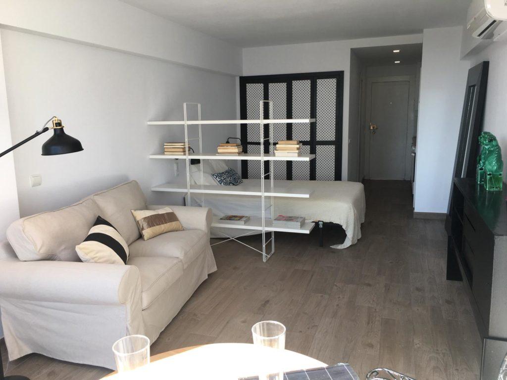 Renovated studio apartment for sale in Palma Cala Mayor