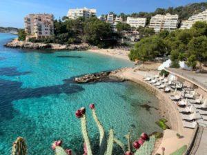 illetes mallorca beach