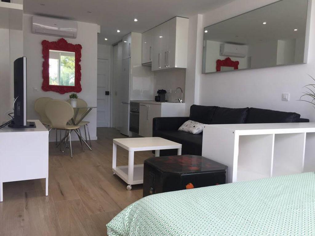 Rent Palma – Illetes sea views studio apartment