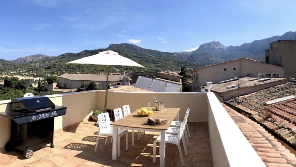 Soller rental apartment