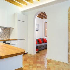 Calatrava Palma - opportunity - 2 bedrooms, renovated, roof terrace