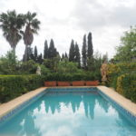 Finca with Cedula in Bunyola – Santa Maria, with pool, gardens, fruit trees
