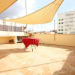 Palma: opportunity – renovated penthouse with large terrace – Santa Catalina area